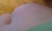 Photos des fesses de Abecca, ce matin