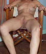 Photos du minou de Slampi, mon minou sur la chaise